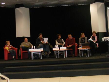 Assemblée départementale 2012
